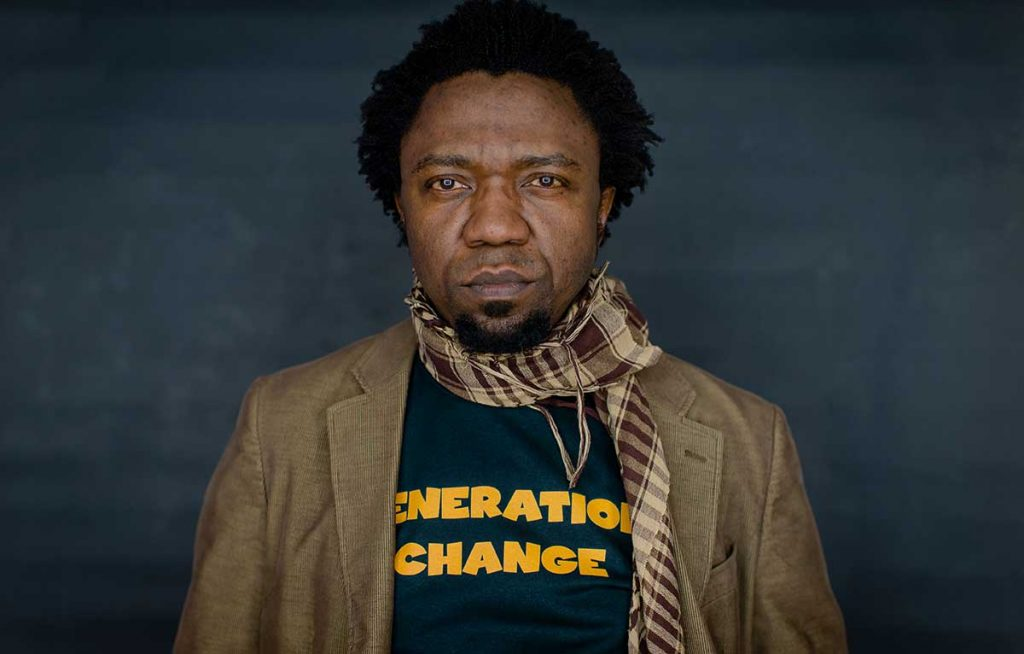 Patrice Nganang of Generation Change