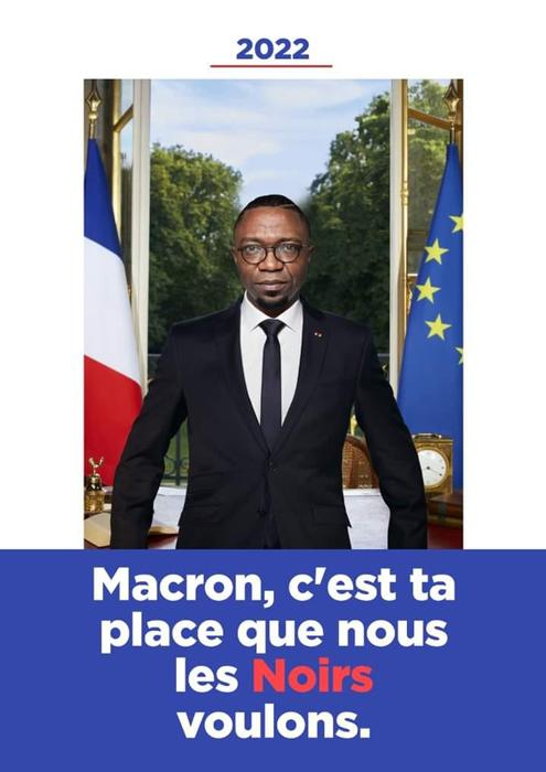 Premier Président Noir De France